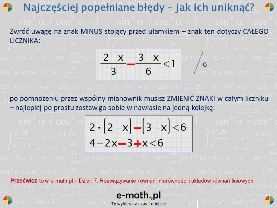 edukacja domowa matematyka